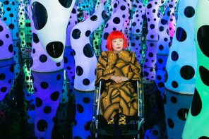 KUSAMA'S MOVEMENT