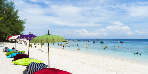 Gilli Islands, Lombok, Indonesia